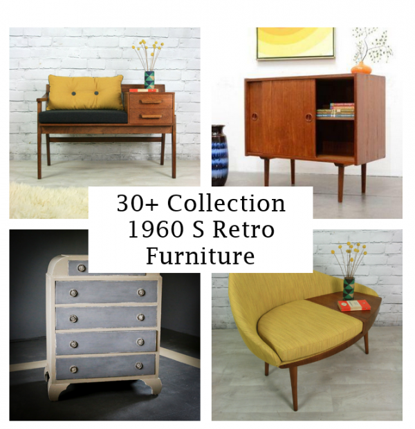 click the images for more details about 1960 s retro furniture medium