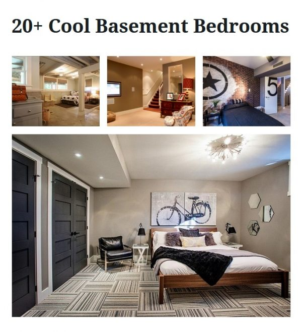 click the images for more details about cool basement bedrooms medium