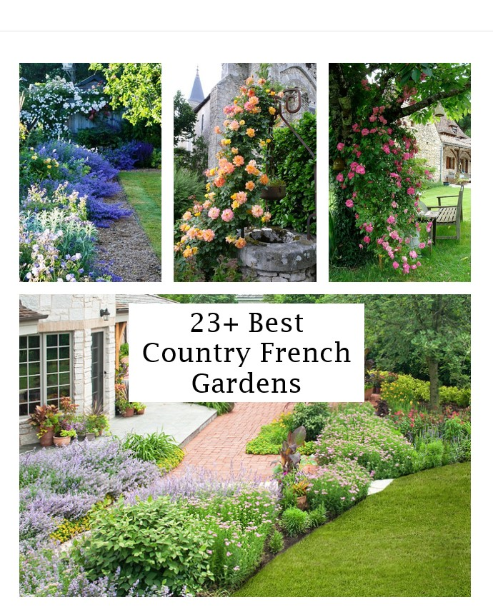 click the images for more details about country french gardens medium