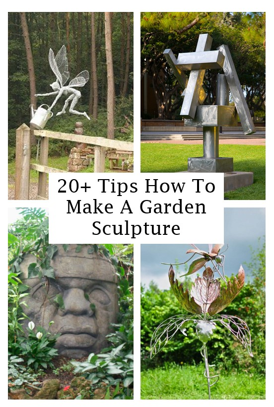 Click The Images For More Details About How To Make A Garden Sculpture Medium