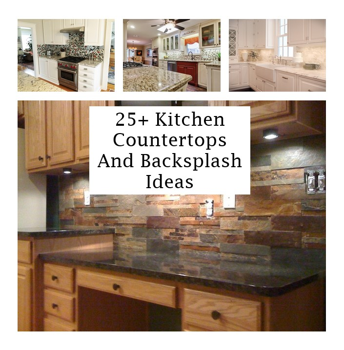 click the images for more details about kitchen countertops and backsplash ideas