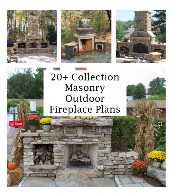 click the images for more details about masonry outdoor fireplace plans medium