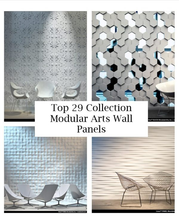 click the images for more details about modular arts wall panels medium