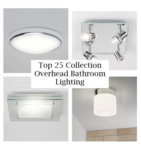 click the images for more details about overhead bathroom lighting medium