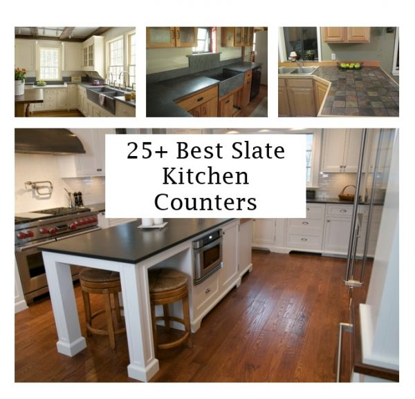 click the images for more details about slate kitchen counters medium