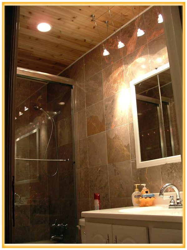 Add Luxury Using Ceiling Bathroom Lightswarisan Lighting Medium