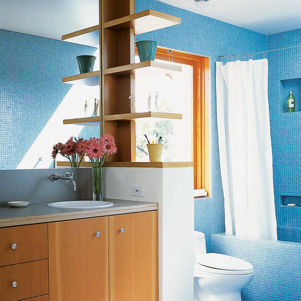 bathroom solutions sunset magazine