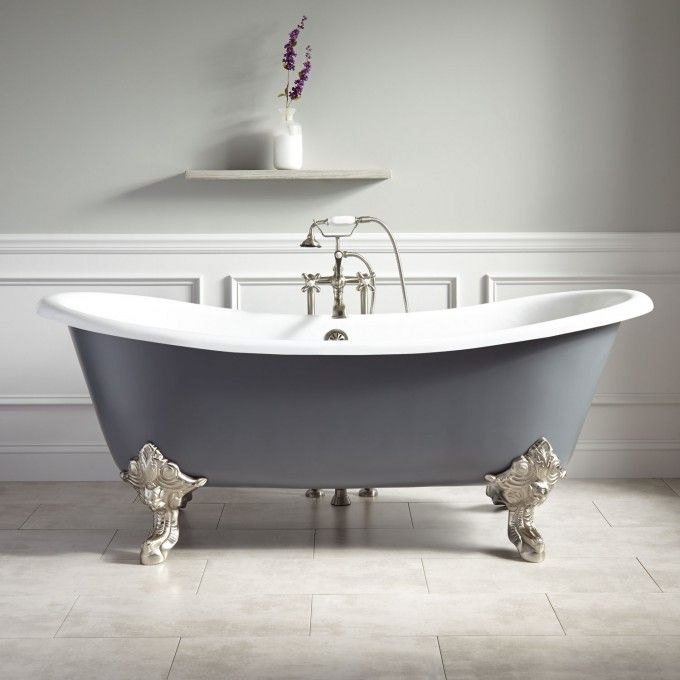 bore 25  best ideas about painted bathtub on