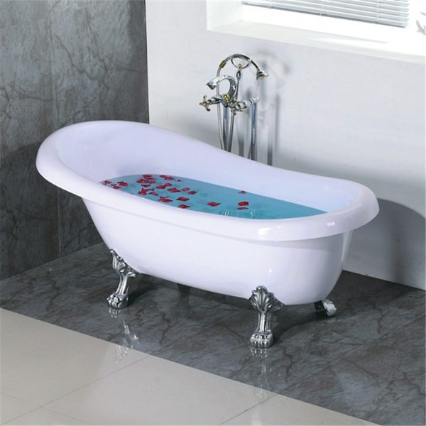 Bore How To Paint Clawfoot Tub  The Homy Design Medium