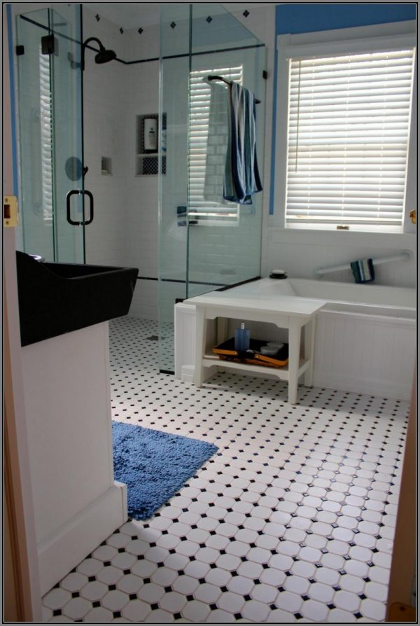 Browse 36 Nice Ideas And Pictures Of Vintage Bathroom Tile Design Medium