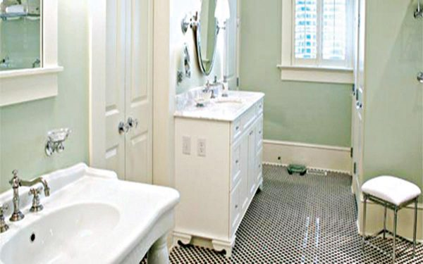 Creative Remodeling On A Dime Bathroom Editionthe Guardian Medium
