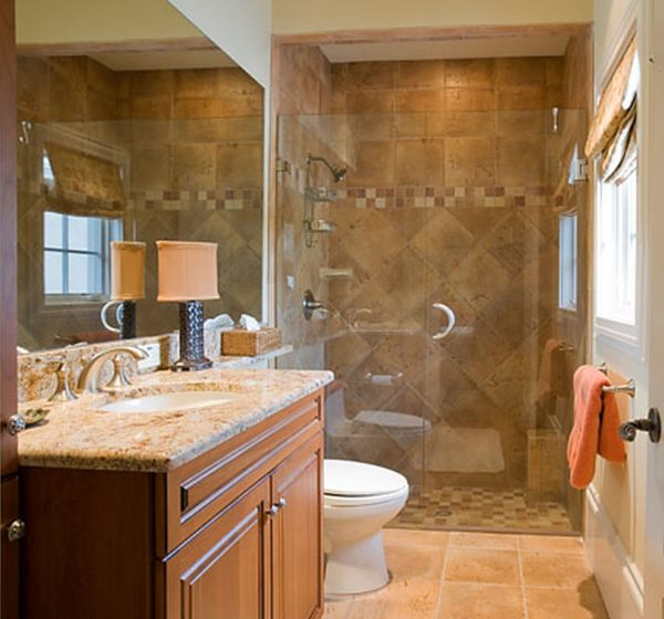 Example Of A Beautiful Bathroom Remodeling Ideas  Cookwithalocal Home Medium
