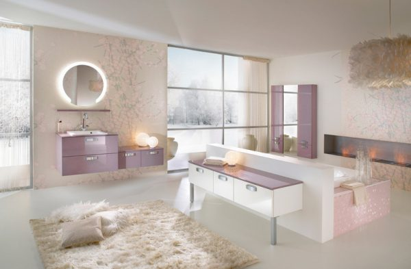 Inspiration Super Stylish Bathrooms From Delpha Medium
