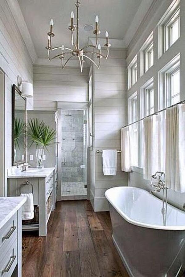 inspirational 20 cozy and beautiful farmhouse bathroom ideashome