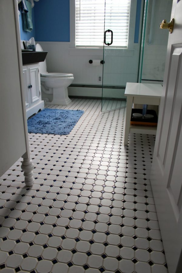 Our Favorite Bathroom Floorsnew Jersey Custom Tile Medium