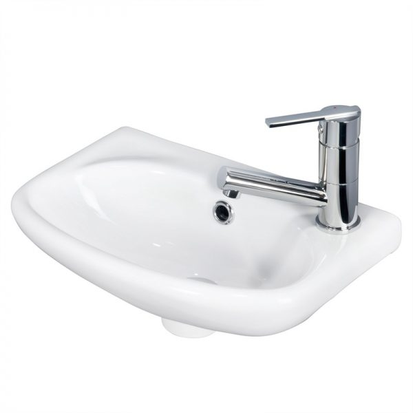 Our Favorite Donson Terrace Powder Room Basin 1thbunnings Warehouse Medium