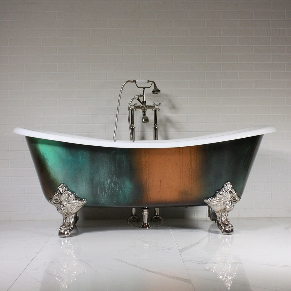 Perfect How To Paint Clawfoot Tub The Homy Design, 20 ...
