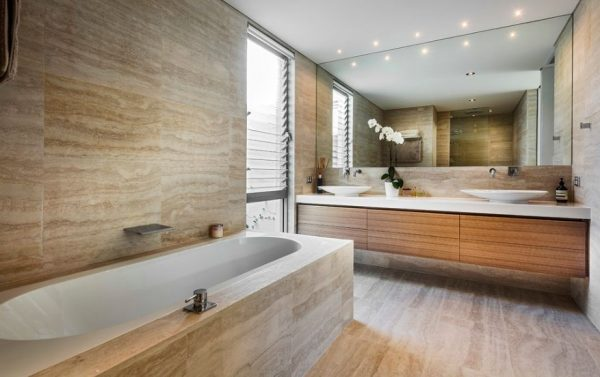 We Share 20 Functional   Stylish Bathroom Tile Ideas Medium
