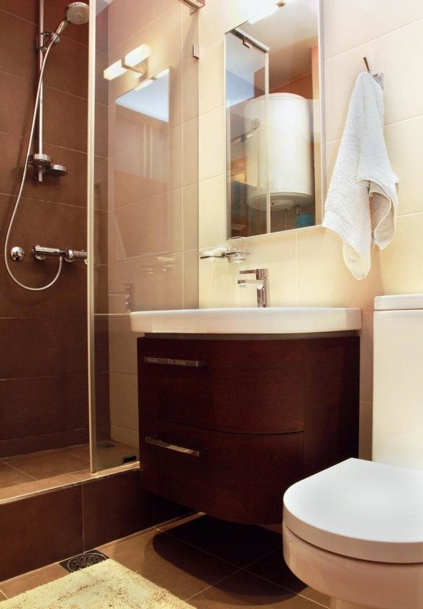 We Share Small Is Beautiful  Beautiful Small Bathrooms Design Medium
