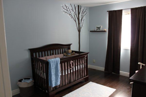 Camerons Blue And Brown Nursery Project Nursery Medium