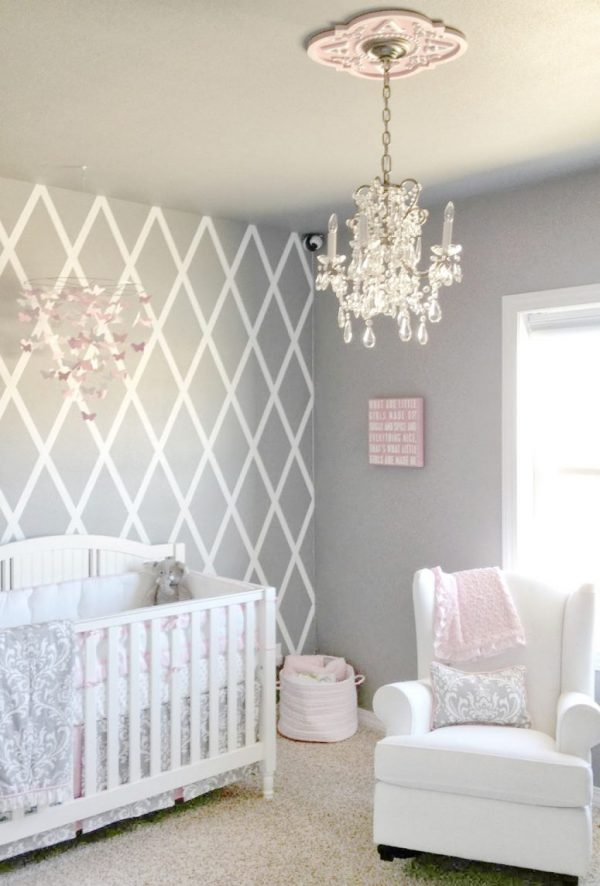 Collection 33 Most Adorable Nursery Ideas For Your Baby Girl Medium