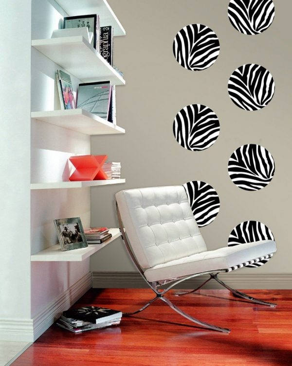 Creative Cool Zebra Bedroom Ideas Horner H G Medium