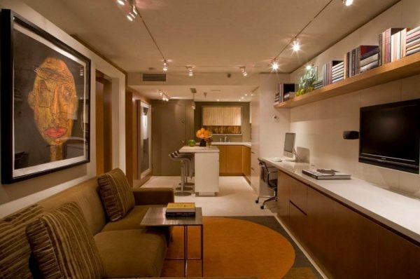 Example Of A Cool Basement Ideas For Your Beloved One Homestylediarycom Medium