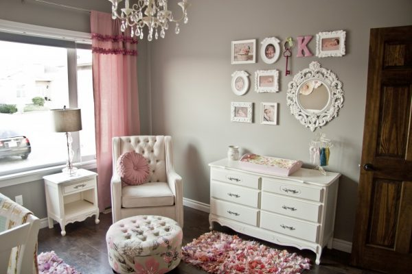 Example Of A Gallery Roundup Pink And Gray Nurseries Project Nursery Medium