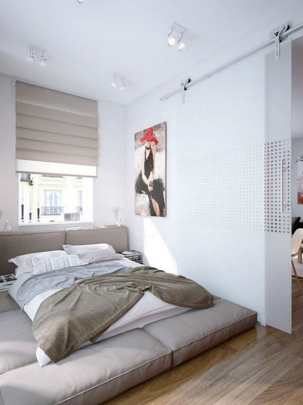 Explore 40 Small Bedrooms Design Ideas Meant To Beautify And Medium
