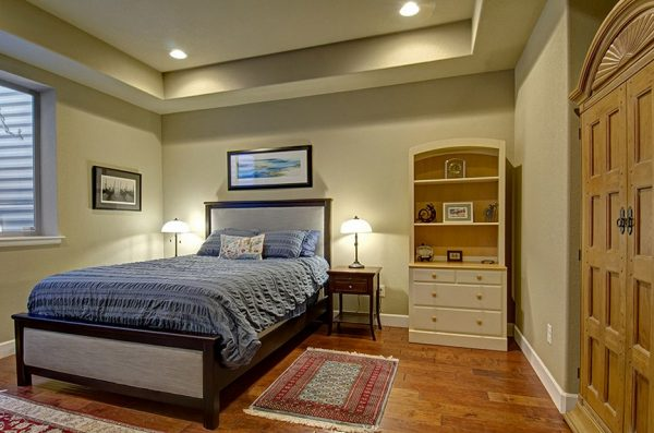 Explore Basement Bedroom Ideas With Very Attractive Design Medium