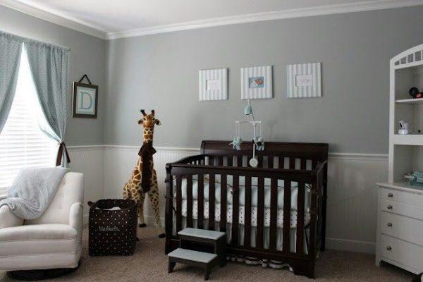 Gray Blue Brown Baby Boy Nurserybaby Fever Medium