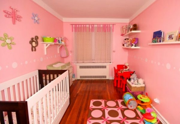 Innovative Top Nursery Wall Paint Color Ideas For 2015 Medium
