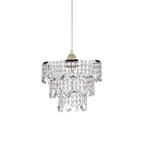 Looking Decoration Ideas Beautiful Mini Chandelier With Crystal Medium