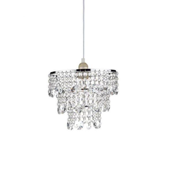Looking Decoration Ideas Beautiful Mini Chandelier With Crystal Medium