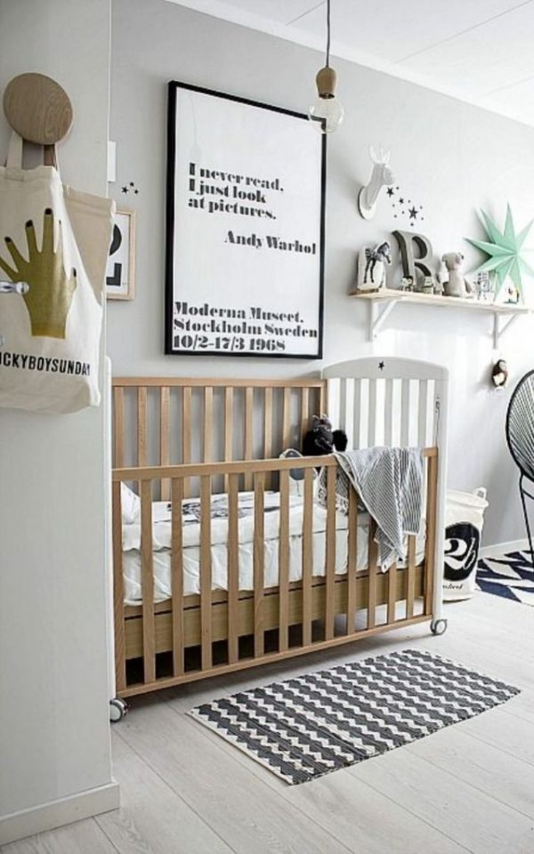 Perfect 31 Stunning Modern Nursery Design Ideas Medium