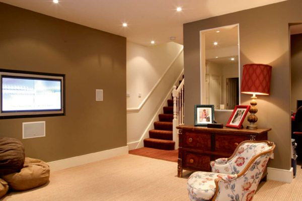 Perfect Cool Basement Ideas For Modern Housing Design Designoursign Medium