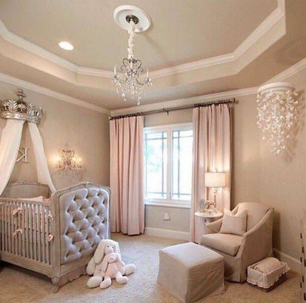 style baby girl room ideas cute and adorable nurseries decor medium