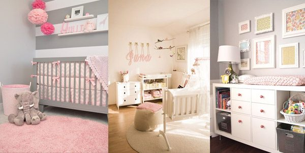 Tips Baby Girl And Baby Boy Nursery Ideas Confetticouk Medium