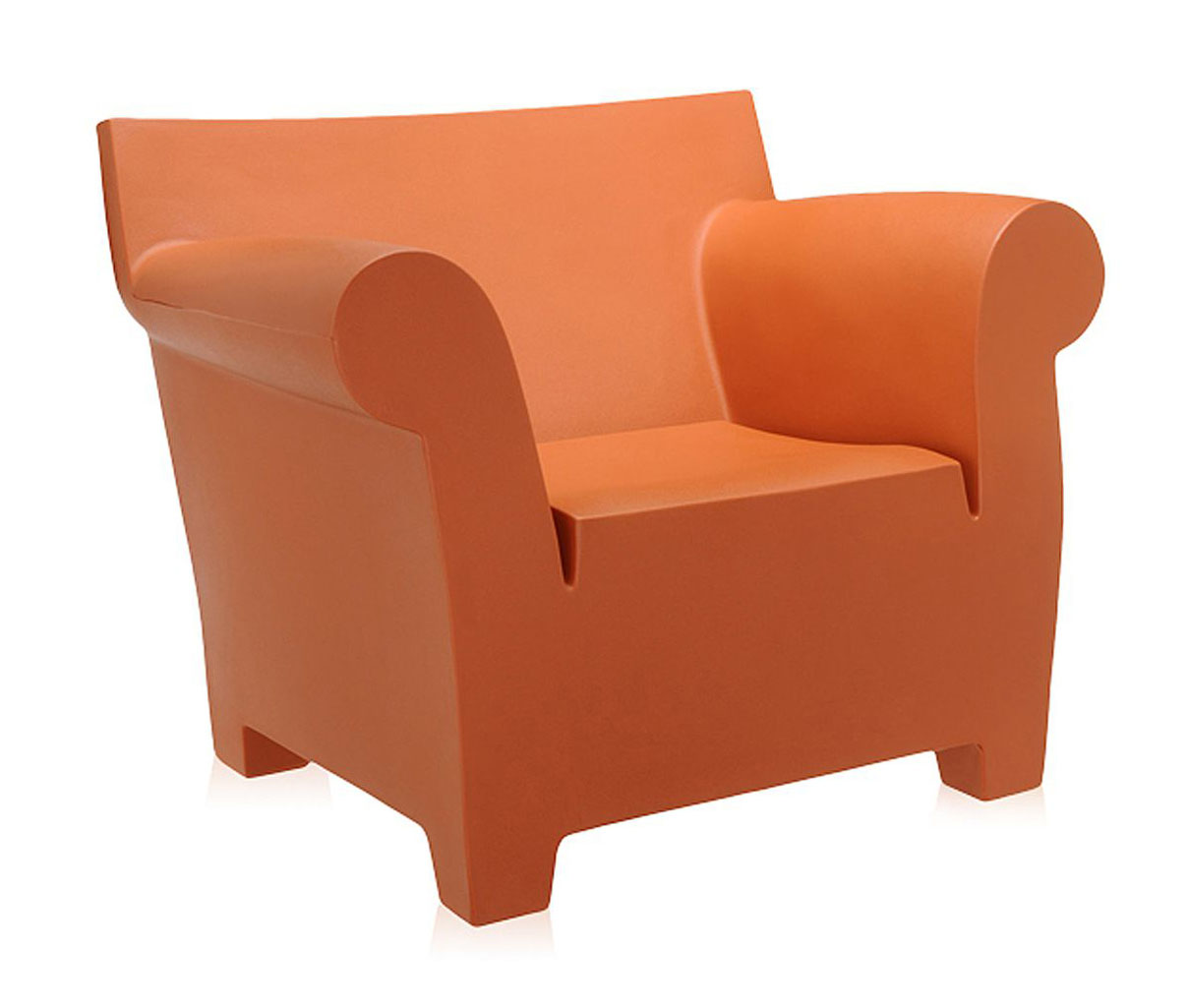 example of a kartell bubble club chairmodern living room chairs