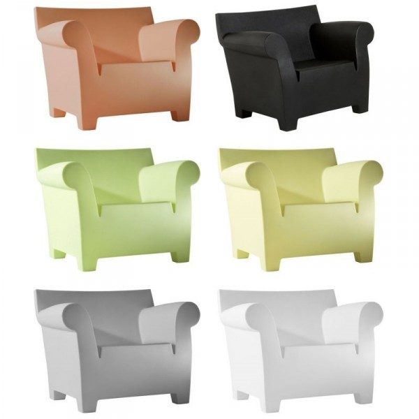 Fresh Kartell Bubble Club Chair Medium