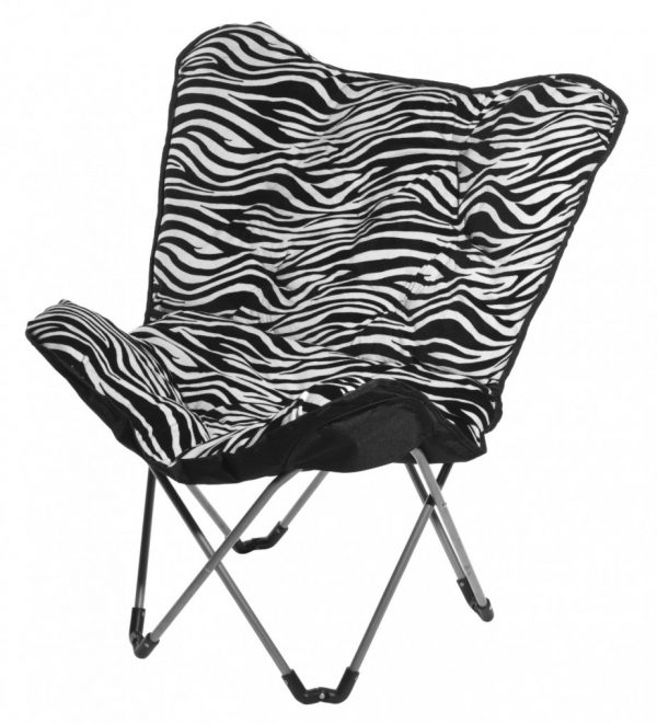 Furniture New Pictures Zebra Print Saucer Chair For Medium