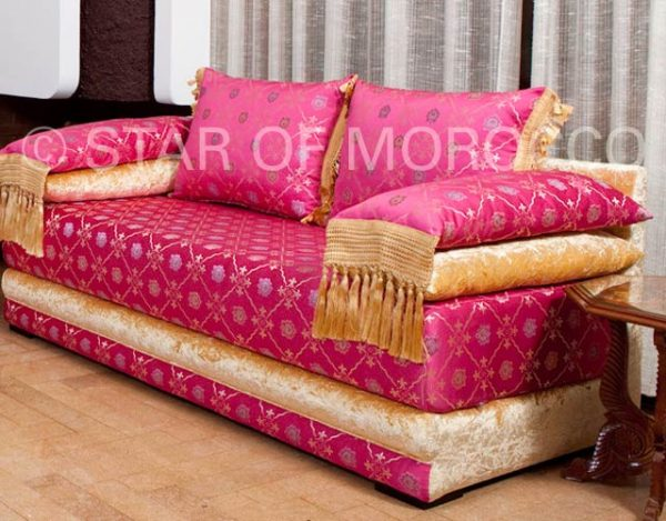 Inspirational Moroccan Sofa Moroccan Modern Living Rooms Medium