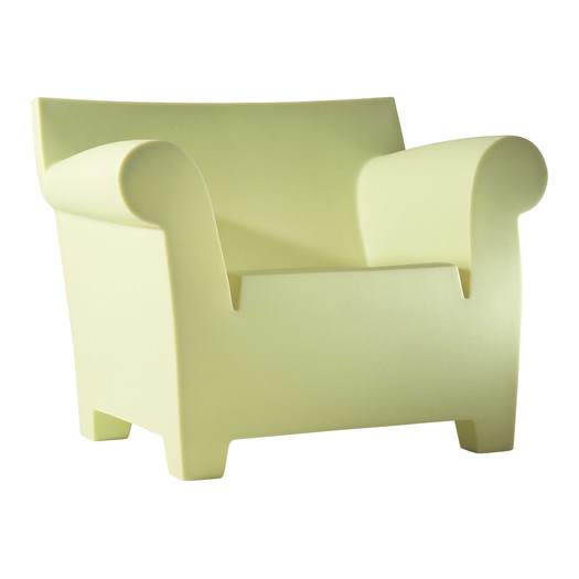 Style Kartell Bubble Club Arm Chair   Reviewsallmodern Medium