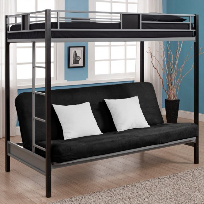 tips 10 trendy bunk bed couch designs