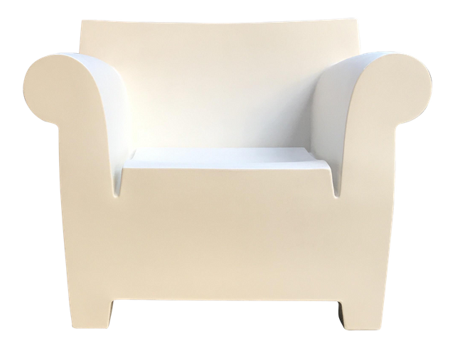 we share philippe starck for kartell bubble club chairchairish