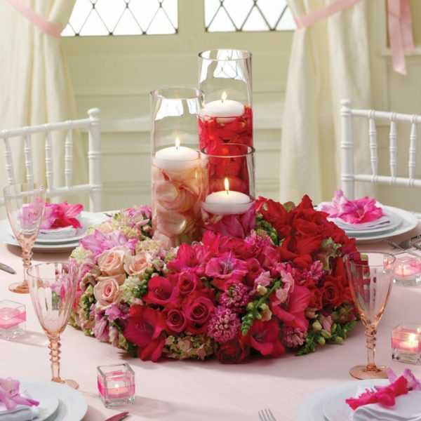 Browse Beautiful And Cheap Flowers To Your Wedding Table Medium