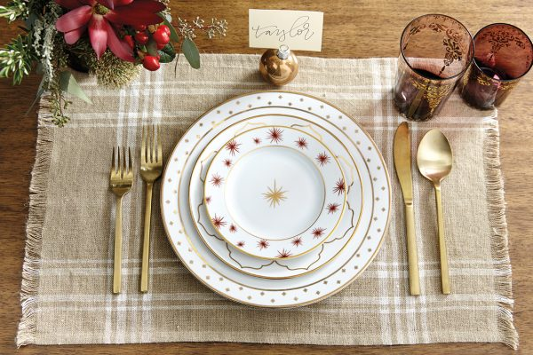 Innovative 15 Holiday Place Setting Ideashow To Decorate Medium