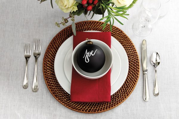Simply 15 Holiday Place Setting Ideashow To Decorate Medium