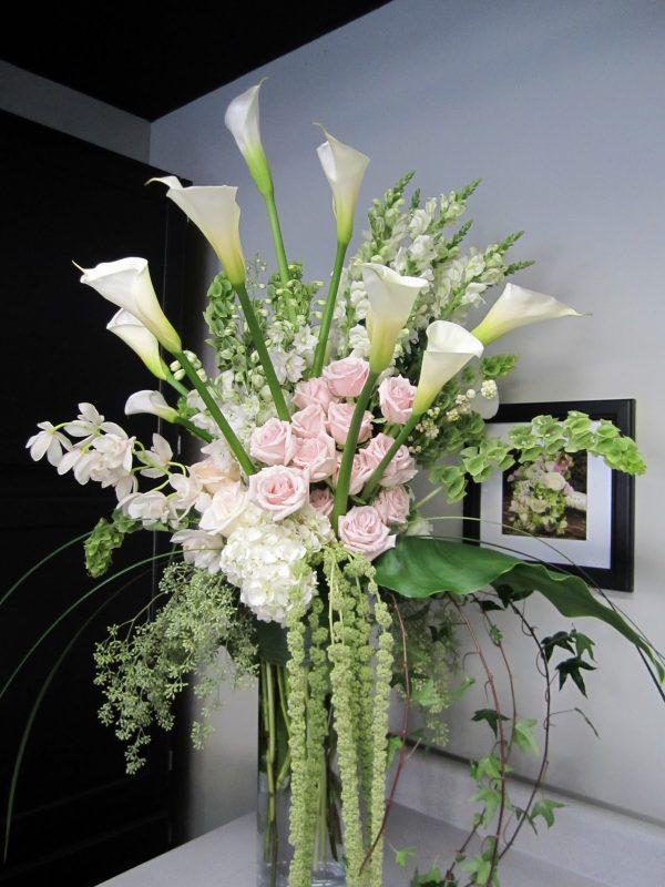 Simply Beautiful Funeral Flower Arrangement Ideas Flower Medium