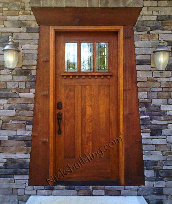 Best Arts And Crafts Doors Craftsman Style Doorsmission Medium
